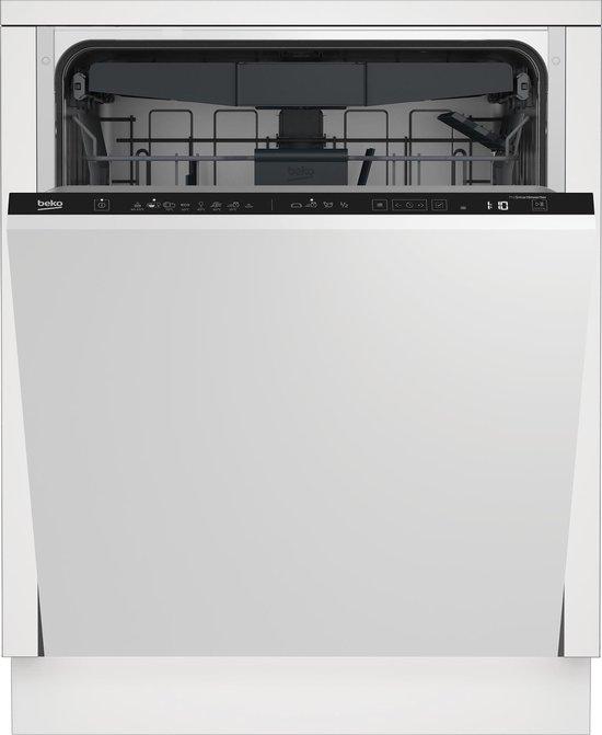 Beko DIN48533 - Inbouwvaatwasser