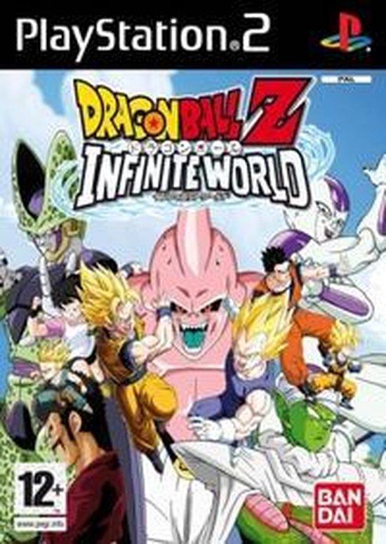 Dragon Ball Z - Infinite World - Atari