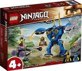 LEGO NINJAGO Legacy 4+ Jay's Electro Mecha - 71740