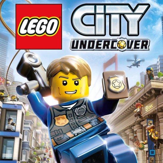 LEGO City Undercover - PS4 - Warner Bros. Games