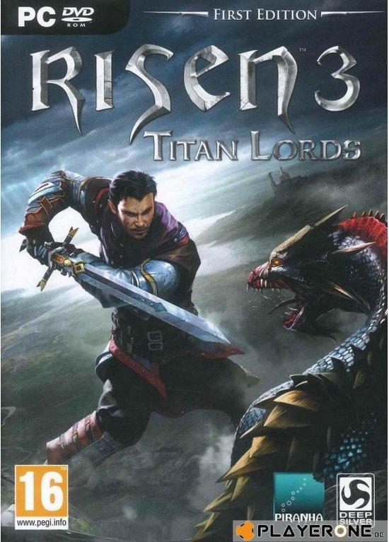 Risen 3 – Titan Lords – Windows