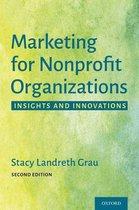 Marketing for Nonprofit Organizations