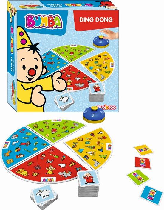 Thumbnail van een extra afbeelding van het spel Studio 100 MEBU00003800 bordspel Kinderen