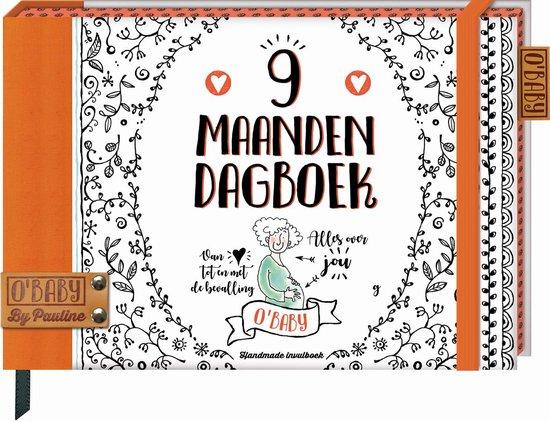 Afbeelding van OBaby by Pauline  -   9 maanden dagboek