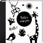Boek cover Hello  -   Babys eerste jaar van Pauline (Hardcover)
