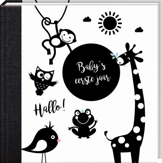 Boek cover Hello  -   Babys eerste jaar van Pauline