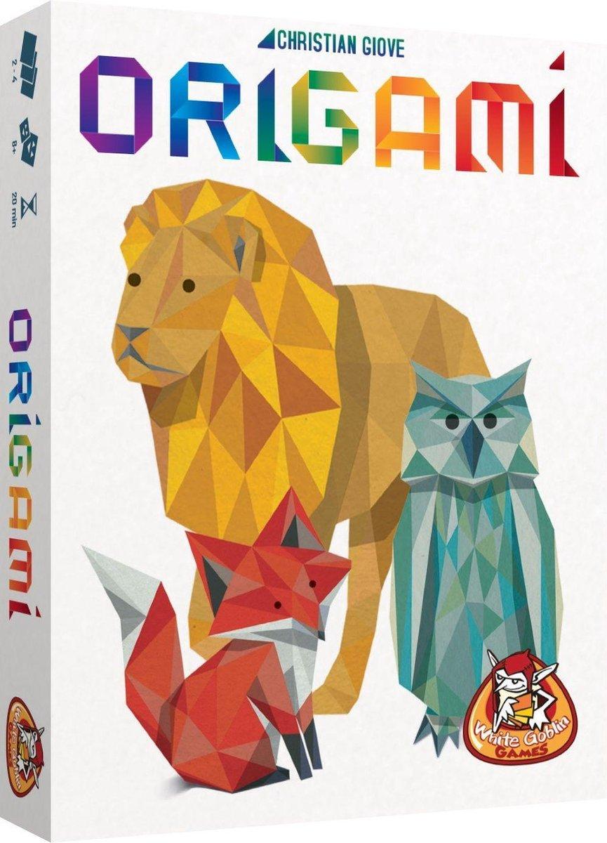 White Goblin Games Kaartspel Origami