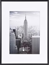 Fotolijst - Henzo - Manhattan - Fotomaat 30x40 cm - Zwart