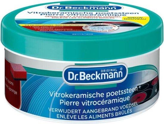 Dr Beckmann Vitrokeramische poetssteen