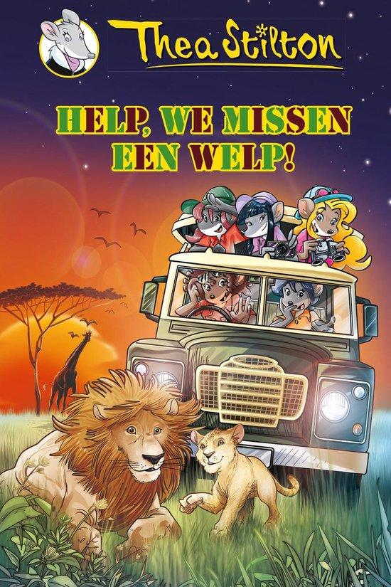 Help, we missen een welp! 16 - Thea Stilton  