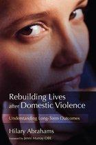 Omslag Rebuilding Lives after Domestic Violence