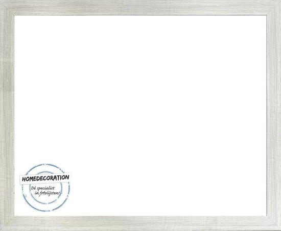 Homedecoration Misano – Fotolijst – Fotomaat – 53 x 97 cm  – White wash