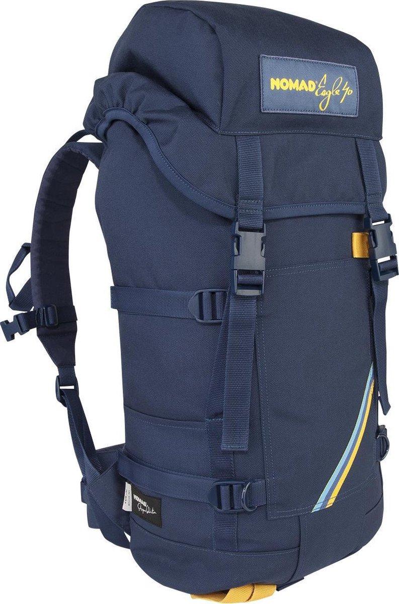 Nomad Backpack Eagle Origins Collection - Rugzak - 40 liter - marineblauw