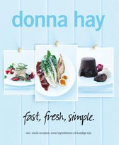 Boek cover Fast, fresh, simple van Donna Hay (Paperback)