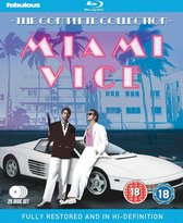 Miami Vice Complete Collection Blu-Ray (import)