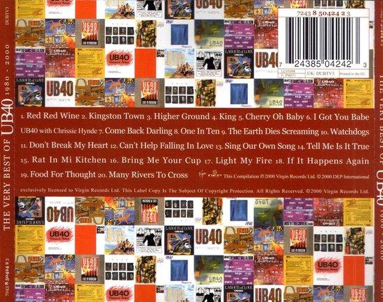 The Very Best of UB40 - UB40