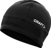 Craft craft light thermal hat - Muts - Unisex - Black - S/M