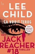 Omslag Jack Reacher 18 -   Ga nooit terug
