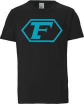 Logoshirt Heren T-shirt Maat M