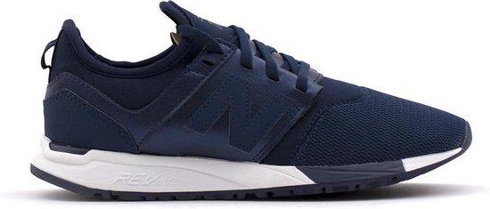 bol.com | New Balance - Dames Sneakers WRL247HI - Blauw ...