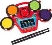 Imaginarium Electro Drum - Elektronisch Drumstel voor Kinderen met Geluidseffecten - Inclusief Batterijen