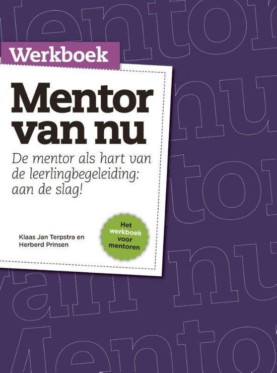 Werkboek mentor van nu - Klaas Jan Terpstra pdf epub