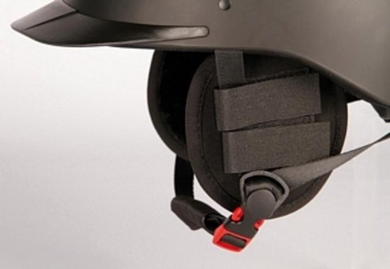 Oorwarmers voor helm p/paar