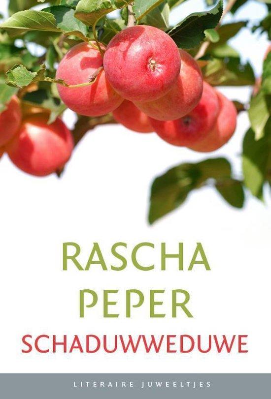 Literaire Juweeltjes - Schaduwweduwe (set van 10) - Rascha Peper  