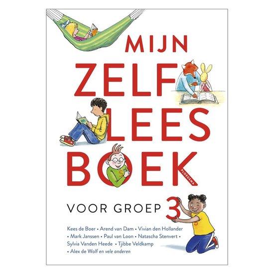 Boek cover Bundels  -   Mijn zelfleesboek voor groep 3 van Diverse auteurs (Hardcover)