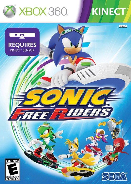 Sonic Freeriders - Kinect