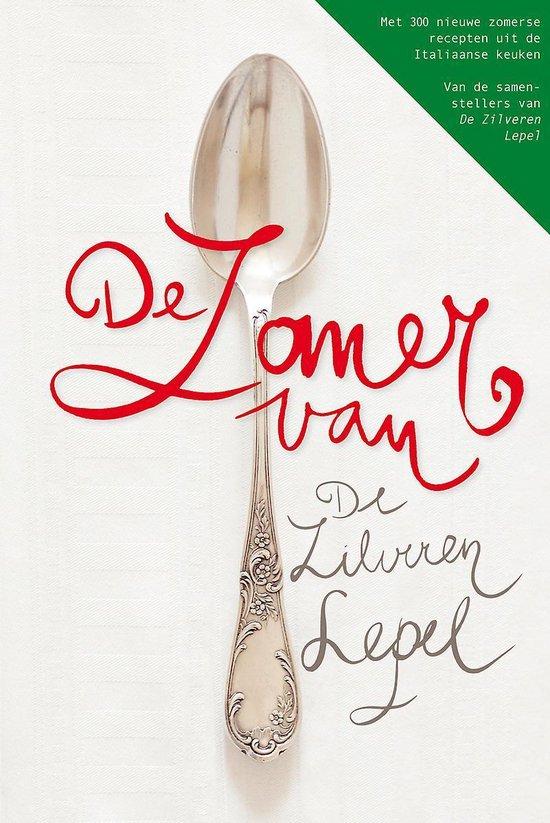 Boek cover De zomer van de Zilveren lepel van Diversen (Hardcover)
