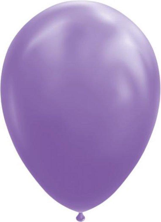 Globos Ballonnen 30 Cm Latex Violet 10 Stuks