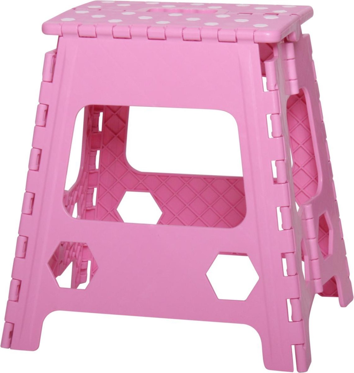 Qhp Opstapkrukje Step-up  - Pink