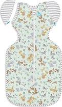 Love To Dream™ Stage 2 Swaddle UP™ Transition Bag Babyslaapzak Large 8,5 - 11 kg Safari