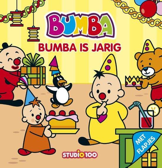 Boek cover Bumba : kartonboek met flapjes - Bumba is jarig van Jan Maillard (Onbekend)