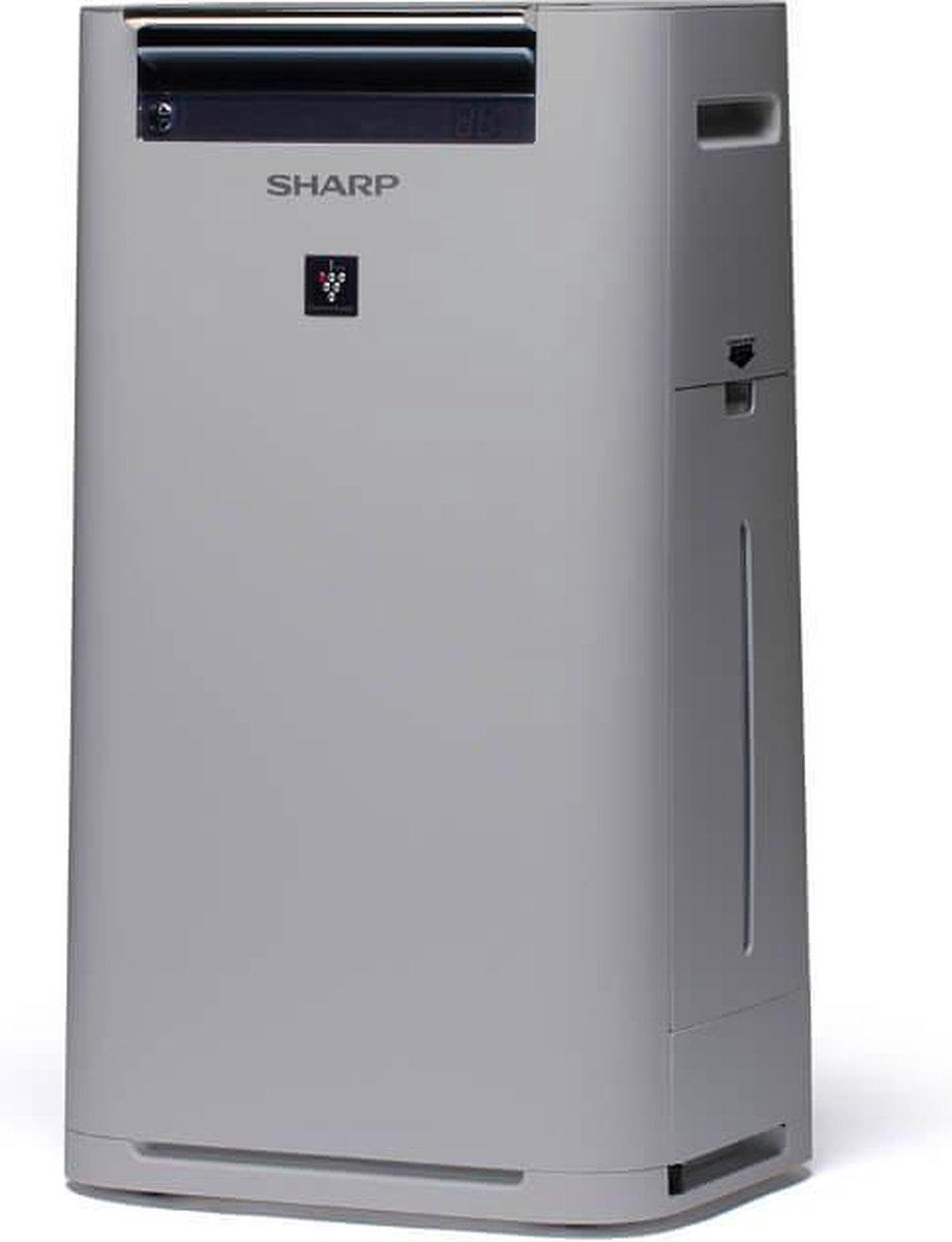 Sharp UA-HG60E-L – HEPA luchtreiniger met ionisator en bevochtiging – 50 m²