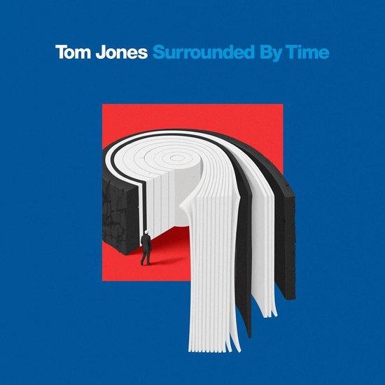 CD cover van Surrounded By Time van Tom Jones