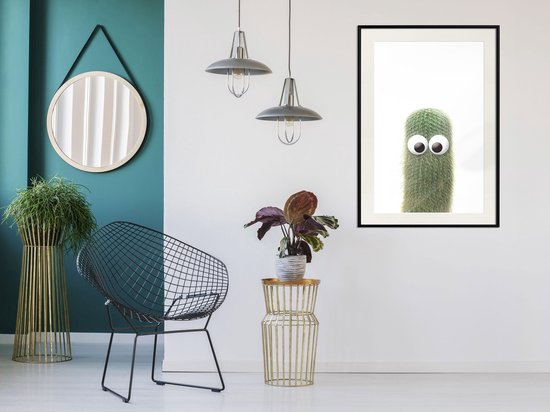 Poster - Funny Cactus IV-30x45