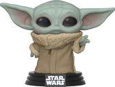 Funko POP! - Star Wars: Mandalorian - The Child (Baby Yoda) (48740) - Bonte Kleuren
