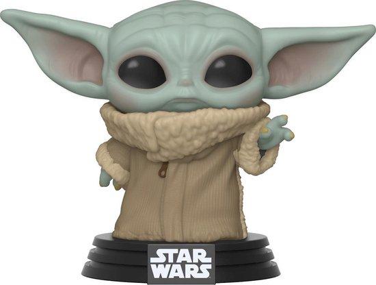 Afbeelding van Funko POP! - Star Wars: Mandalorian - The Child (Baby Yoda) (48740) speelgoed