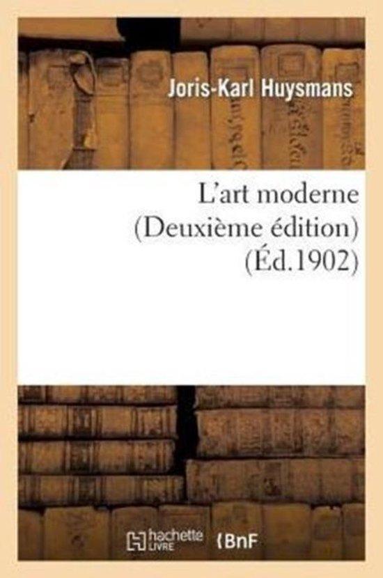 L'Art Moderne (Deuxi me dition)