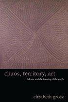 Boek cover Chaos, Territory, Art van Elizabeth Grosz