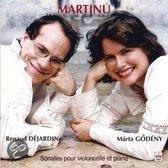 Godeny, Marta/Dejardin, Renaud - Sonates Pour Violoncelle Et Piano
