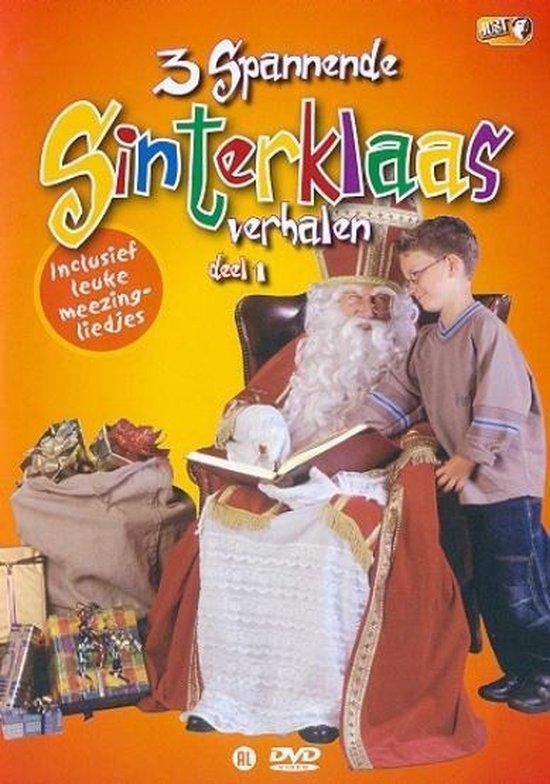 Cover van de film '3 Spannende Sinterklaas Verhalen'