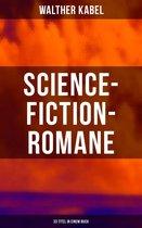 Science-Fiction-Romane: 33 Titel in einem Buch