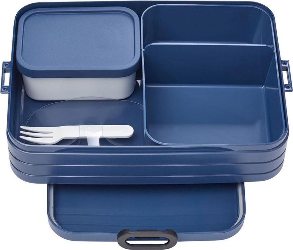 Mepal Bento Lunchbox Take a Break Large - Nordic Denim