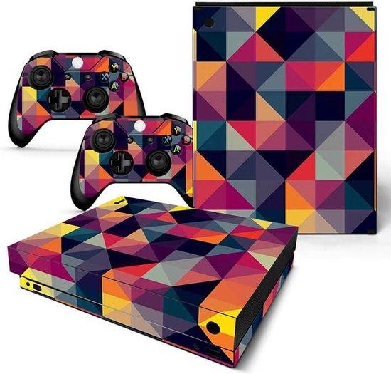 Origami – Xbox One X skin