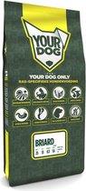 Yourdog briard hondenvoer pup 12 kg