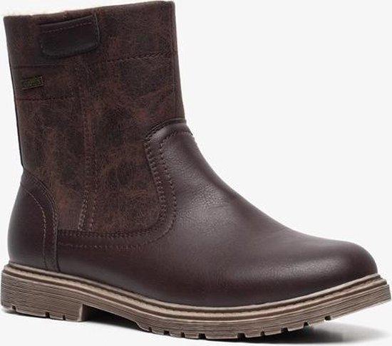 Blue Box gevoerde heren boots - Bruin - Maat 42