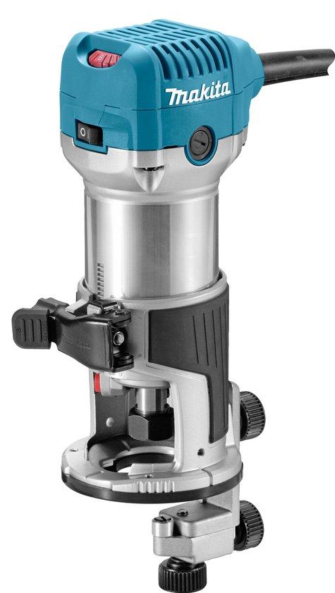 MAKITA Kantenfrees RT0700C - 231 V - 6 mm - 8 mm